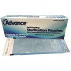 Advance Sterilization Pouches 2.75X9