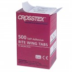 Crosstex Bite Wing Tabs - Self-Adhesive