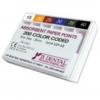 Absorbent Paper Points - Extra-Coarse