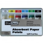 Absorbent Paper Points Accessory Size Medium