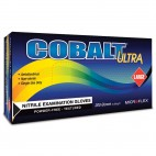 Cobalt Ultra Nitrile Powder-Free Gloves - X-Large
