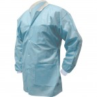 Value Brand FiTMe Lab Jackets - XX-Large -  Sky Blue