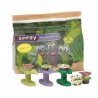 Zooby Prophy Paste - Animal Pack - Coarse