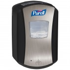 PURELL LTX-7 Dispenser - Chrome/Black