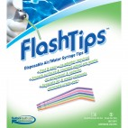 FlashTips Disposable Air/Water Syringe Tips
