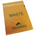 Stick-on Utility Waste Bags - 9 x 10
