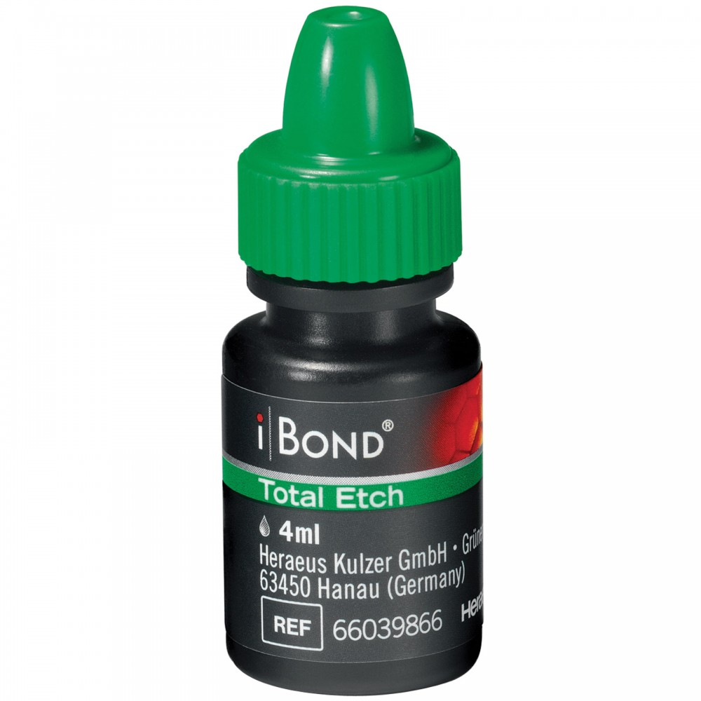 Ibond Total Etch Bonding Agents Cosmetic Dentistry