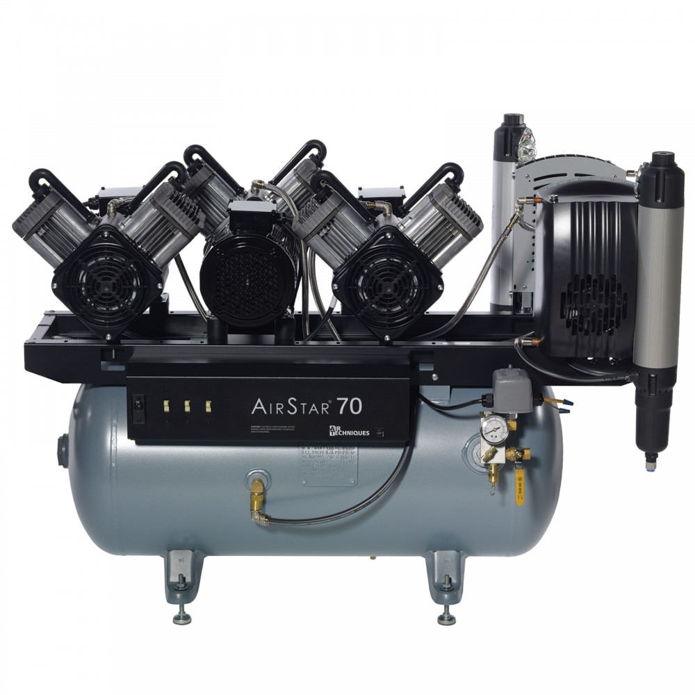 Airstar 70 Oil Free Compressor Air Compressors Equipment