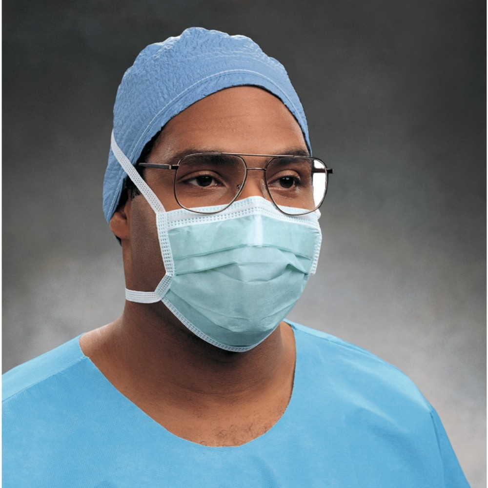 Face Mask: Tecnol Fog-Free Surgical Masks