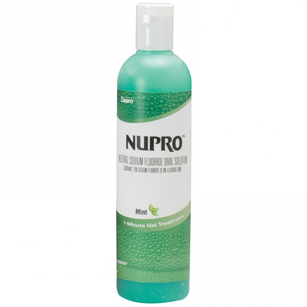 Mint Neut Apf Gel Nupro Fluoride Preventatives Supplies