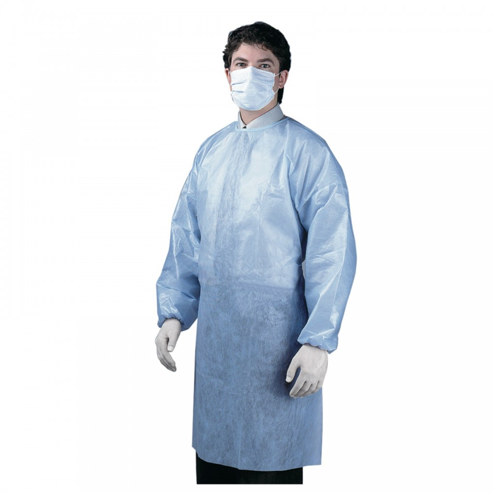 Disposable Barrier Gowns - Crosstex - Barrier Gowns, Jackets & Coats ...