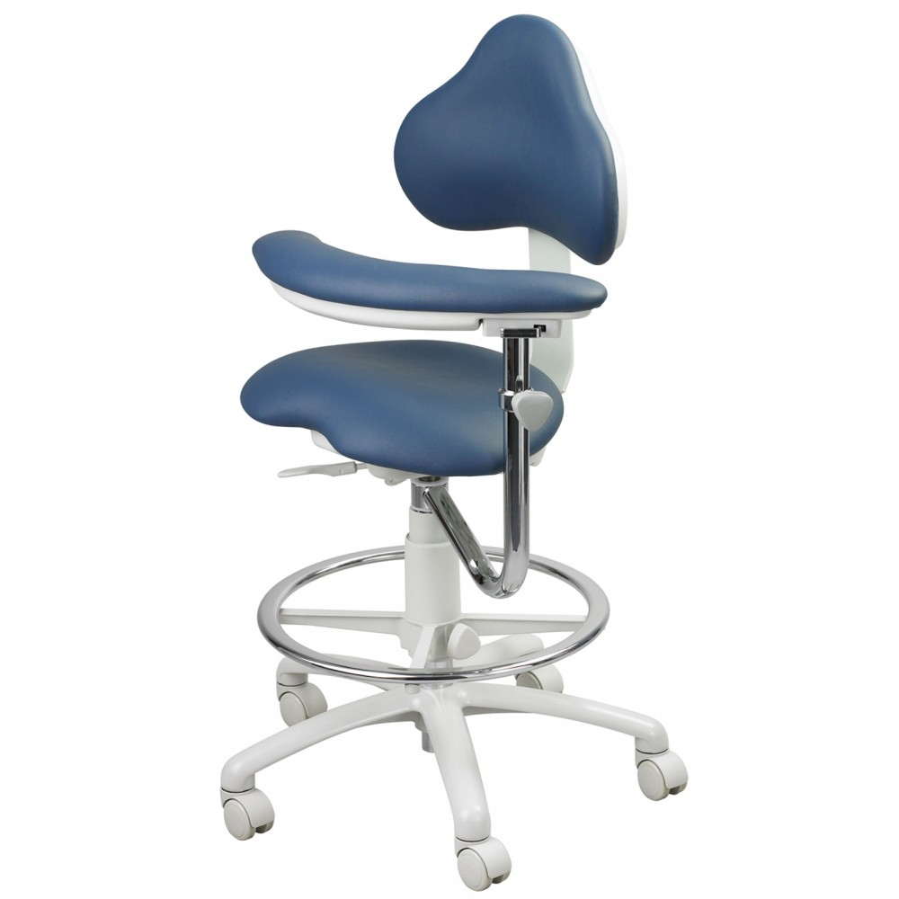 Dental assistant chairs - Ergoflex Egf 9120br L Assistant S Stool
