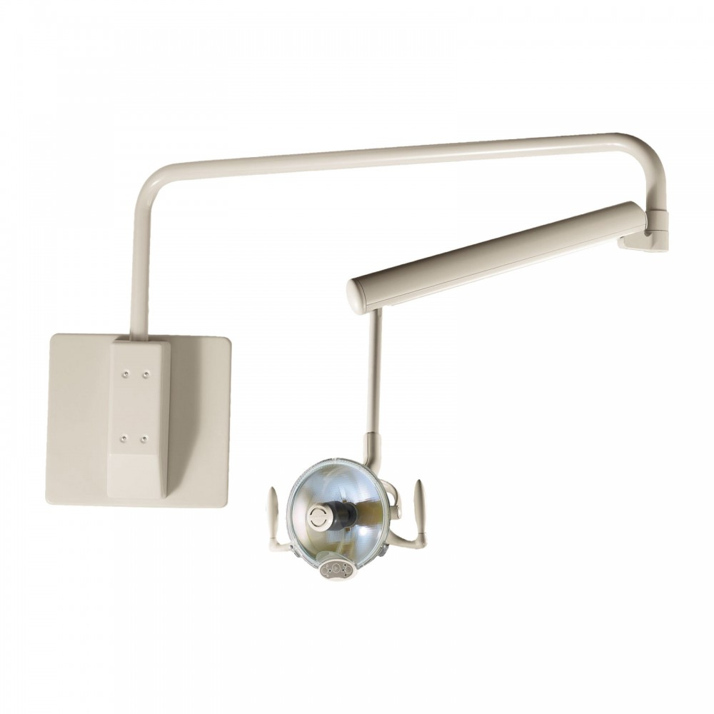Wall Mounted Lighting For Pictures : Midmark Wall & Cabinet Mounted Light - Wall & Cabinet Mounted Lights - Operatory Lights - Equipment