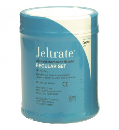 Jeltrate Alginate - Regular