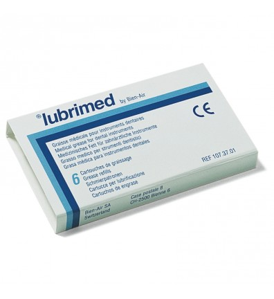Lubrimed Grease Cartridges
