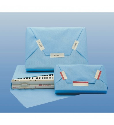 how to wrap instruments for autoclave
