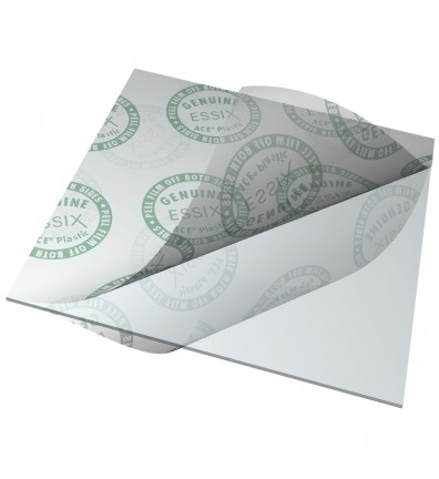 Essix ACE Plastic  040 Thickness 5 Inch Square - Supplies