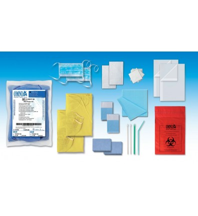 Minor Surgery Sterile Pack - Surgical Packs - Surgical Products