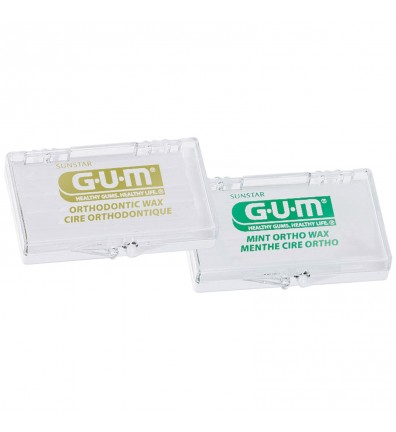 gum orthodontic wax how to use