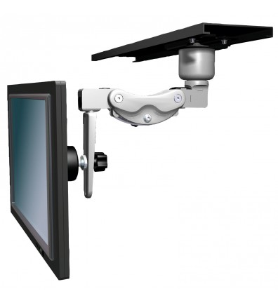 Under Cabinet Monitor Mount - Monitor Mounts - Equipment