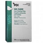PDI SEE CLEAR LENS WIPES 120/BX