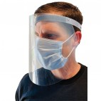 Advance Reusable Full Face Shield