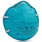 3M Health Care Particulate Respirator and Surgical Mask - Regular