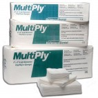 MultiPly Non-woven 8-ply Sponges - 4x4