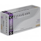 VitalGard Latex Powder-free Gloves  Small