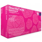 StarMed Rose Nitrile Powder-Free Gloves X-Large
