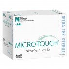 Micro-Touch Nitra-Tex Sterile Powder-free Nitrile Gloves Medium