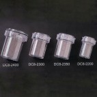 Screen-4-Vac Disposable Evacuation Canisters 2400
