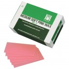 Baseplate Wax Medium Soft No. 3 Pink - 1lb