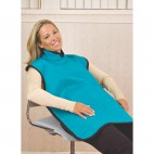 Adult Gray Xray Apron W/Collar