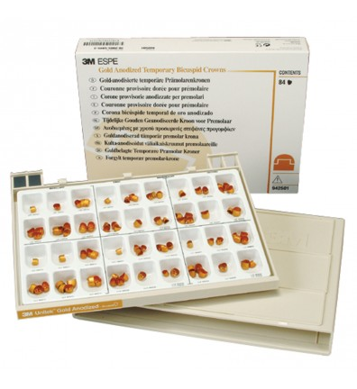 Molar Crown Refills - Complete Kit