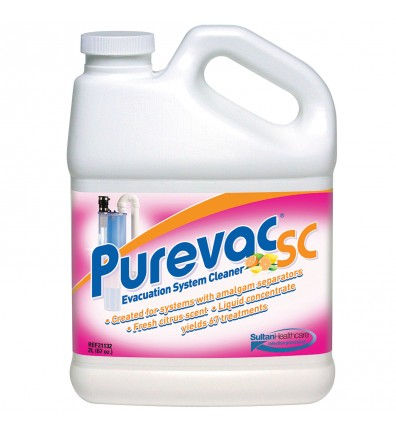 Purevac SC Evacuation Cleaner - 2-Liter